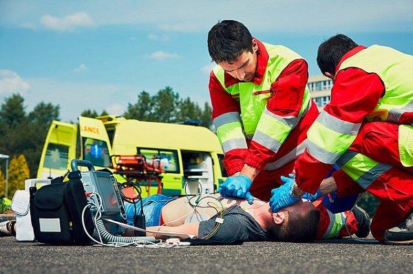 Protocolo PAS para asistir a las victimas de accidentes viales