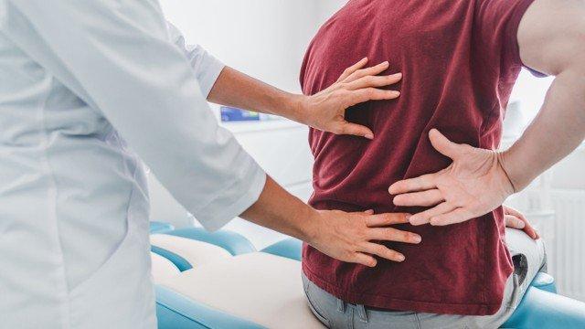 Reclamo por lesiones personales latigazo lumbar o lumbalgia postraumatica