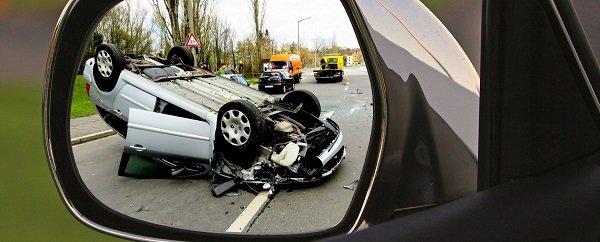 Tipos de accidentes en las carreteras convencionales