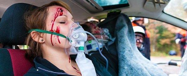 Qué lesiones sufridas en un accidente de tránsito son más frecuentes y necesitan intervención quirúrgica
