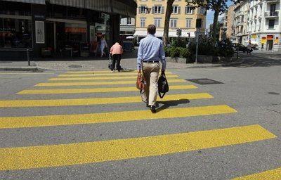 Reclamo de indemnizacion por atropello a peaton